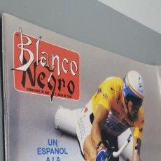 Coleccionismo de Revista Blanco y Negro: VV.AA. - BLANCO Y NEGRO SEMANARIO DE ABC.2 DE JULIO DE 1995. INDURAIN.. Lote 284652483