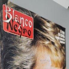 Coleccionismo de Revista Blanco y Negro: 1993. CARLOS CONTRA DIANA. LENNY KRAVITZ. JOSÉ LUIS PERALES. BELÉN RUEDA. VER SUMARIO.. Lote 285107713