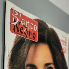 Collectionnisme de Magazine Blanco y Negro: BLANCO Y NEGRO Nº 3856 1993 ANA BOTELLA U2 MARÍA DOLORES PRADERA MACARENA DEL RÍO BRIAN ENO. Lote 285108463