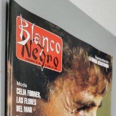 Coleccionismo de Revista Blanco y Negro: 1993. PEDRO DELGADO. LYDIA BOSCH. HEROES DEL SILENCIO. PALOMA MARÍN. JULIO MEDEM. JOAQUÍN CORTÉS.. Lote 285109668