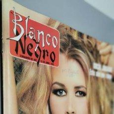 Coleccionismo de Revista Blanco y Negro: REVISTA BLANCO Y NEGRO Nº 3851 AÑO 1993. CLAUDIA SCHIFFER. ROCÍO JURADO. ESTRELLITA CASTRO.. Lote 285110108