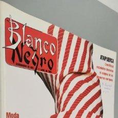 Coleccionismo de Revista Blanco y Negro: BLANCO Y NEGRO 3850 BETRAIZ RICO, EMMA THOMPSON, JULIAN LAGO, JEREMY IRONS, CLIFFORD LUYK, ARMANI. Lote 285110443