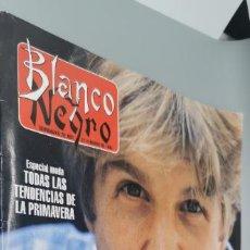 Coleccionismo de Revista Blanco y Negro: REVISTA BLANCO Y NEGRO (1994) EN PORTADA EL TORERO EL CORDOBÉS. Lote 285297763