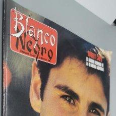 Coleccionismo de Revista Blanco y Negro: REVISTA BLANCO Y NEGRO SEMANARIO DE ABC Nº 3958. FRANCISCO RIVERA ORDOÑEZ, ROBERT CAPA. 7 MAYO 1995. Lote 285298133