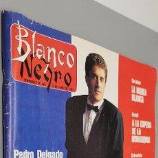 Coleccionismo de Revista Blanco y Negro: BLANCO Y NEGRO N° 3652 (1989). PERICO DELGADO, THE CURE, MARIBEL VERDÚ, KATHERINE HEPBURN. Lote 285378583