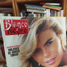 Coleccionismo de Revista Blanco y Negro: REVISTA BLANCO Y NEGRO. N. 3925. 1994. LETICIA SABATER. Lote 286838328