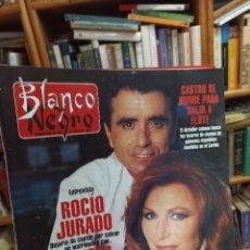 Collectionnisme de Magazine Blanco y Negro: REVISTA BLANCO Y NEGRO. N. 3915. 1994. ROCÍO JURADO. Lote 286838423