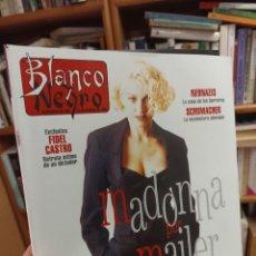 Collectionnisme de Magazine Blanco y Negro: REVISTA BLANCO Y NEGRO. N. 3933. 1994. MADONNA. Lote 286838568