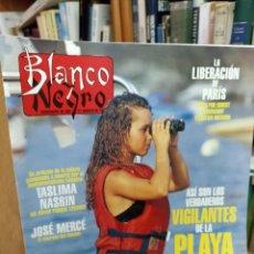 Coleccionismo de Revista Blanco y Negro: REVISTA BLANCO Y NEGRO. N. 3921. 1994.. Lote 286840253