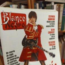 Coleccionismo de Revista Blanco y Negro: REVISTA BLANCO Y NEGRO. N. 3879. 1993. BEATLEMANIA. Lote 286840618