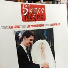 Coleccionismo de Revista Blanco y Negro: REVISTA BLANCO Y NEGRO. N. 3952. 1995. BODA REAL. Lote 286840763