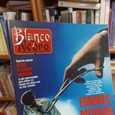 Coleccionismo de Revista Blanco y Negro: REVISTA BLANCO Y NEGRO. N. 3878. 1993. Lote 286840988