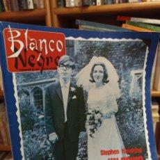 Coleccionismo de Revista Blanco y Negro: REVISTA BLANCO Y NEGRO. N. 3669. 1989. STEPHEN HAWKING. Lote 286841113