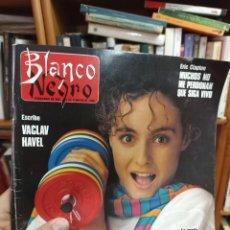Coleccionismo de Revista Blanco y Negro: REVISTA BLANCO Y NEGRO. N. 3684. 1990. Lote 286841298