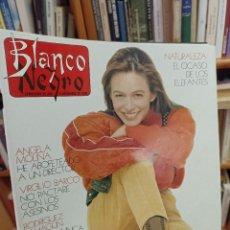 Coleccionismo de Revista Blanco y Negro: REVISTA BLANCO Y NEGRO. N. 3671. 1989. Lote 286841448