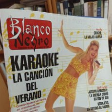 Coleccionismo de Revista Blanco y Negro: REVISTA BLANCO Y NEGRO. N. 3868.1993. Lote 286841578