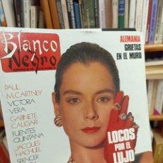 Coleccionismo de Revista Blanco y Negro: REVISTA BLANCO Y NEGRO. N. 3670. 1989. Lote 286841888