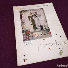 Collectionnisme de Magazine Blanco y Negro: MODAS, SUPLEMENTO DE BLANCO Y NEGRO, Nº 27. Lote 287095438