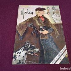 Collectionnisme de Magazine Blanco y Negro: MODAS, SUPLEMENTO DE BLANCO Y NEGRO, Nº 3. Lote 287095563