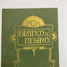 Coleccionismo de Revista Blanco y Negro: BLANCO Y NEGRO. 4 NUMEROS ENCUADERNADOS. AÑO 1963. JULIO-AGOSTO. DEL Nº 2673 AL 2677. VER SUMARIO. Lote 288867723