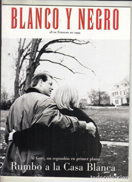 REVISTA BLANCO Y NEGRO Nº 4157 AÑO 1999. ANA MARÍA MATUTE. CINECITTA: FÁBRICA DE SUEÑOS. AL GORE. (Coleccionismo - Revistas y Periódicos Modernos (a partir de 1.940) - Blanco y Negro)
