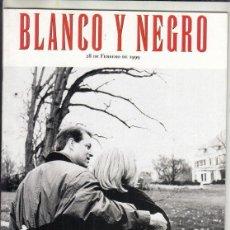 Coleccionismo de Revista Blanco y Negro: REVISTA BLANCO Y NEGRO Nº 4157 AÑO 1999. ANA MARÍA MATUTE. CINECITTA: FÁBRICA DE SUEÑOS. AL GORE.. Lote 289333558