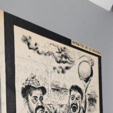 Coleccionismo de Revista Blanco y Negro: REPORTAJE EL ATENTADO TOMAS SALVADOR PREMIO PLANETA 1960 4 HOJAS. Lote 289478868