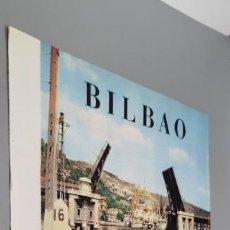 Coleccionismo de Revista Blanco y Negro: RECORTE PRENSA : BILBAO, URBANA, INDUSTRIOSA Y MARINERA. BLANCO NEGRO, OCTBRE 1960. Lote 289491773