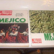 Coleccionismo de Revista Blanco y Negro: REVISTA BLANCO Y NEGRO / MEJICO / NÚMERO 2945 DEL 12 OCTUBRE 1.968. Lote 26072811