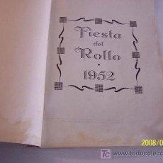 Coleccionismo de Revista Cambio 16: FIESTA DEL ROLLO, 1952.-ESCRIBE, DIRIGE E INTERPRETA LA PROMOCIÓN 1948-1953.-GRÁF. M. BLANCO-MAD.. Lote 17085110