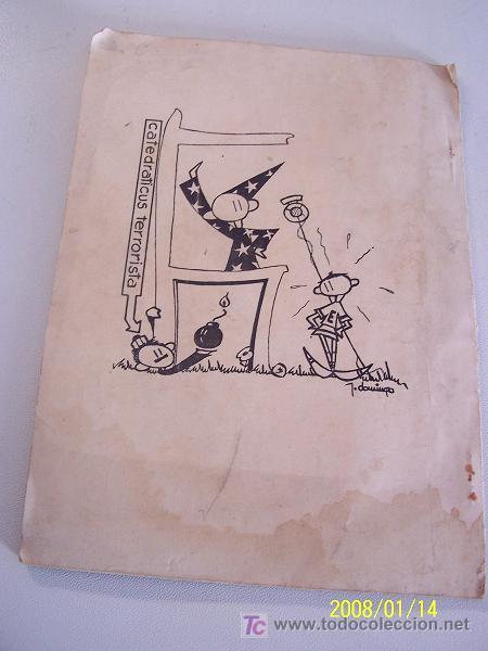 Coleccionismo de Revista Cambio 16: FIESTA DEL ROLLO, 1952.-ESCRIBE, DIRIGE E INTERPRETA LA PROMOCIÓN 1948-1953.-GRÁF. M. BLANCO-MAD. - Foto 6 - 17085110