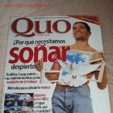 Coleccionismo de Revista Cambio 16: QUO - Nº 28.. Lote 16971721