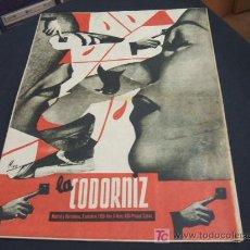 Coleccionismo de Revista Cambio 16: REVISTA LA CODORNIZ - Nº 465 - 8 OCTUBRE 1.950 - . Lote 16901441