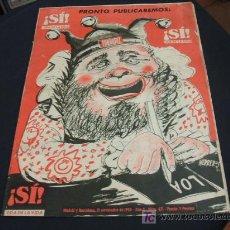 Coleccionismo de Revista Cambio 16: REVISTA LA CODORNIZ - Nº 471 - 19 NOVIEMBRE 1.950 - . Lote 16901493