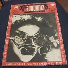 Coleccionismo de Revista Cambio 16: REVISTA LA CODORNIZ - Nº 469 - 5 NOVIEMBRE 1.950 - . Lote 16901534