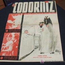 Coleccionismo de Revista Cambio 16: REVISTA LA CODORNIZ - Nº 461 - 10 SEPTIEMBRE 1.950 - . Lote 16901673