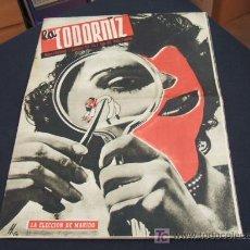 Coleccionismo de Revista Cambio 16: REVISTA LA CODORNIZ - Nº 462 - 17 SEPTIEMBRE 1.950 - . Lote 16901681