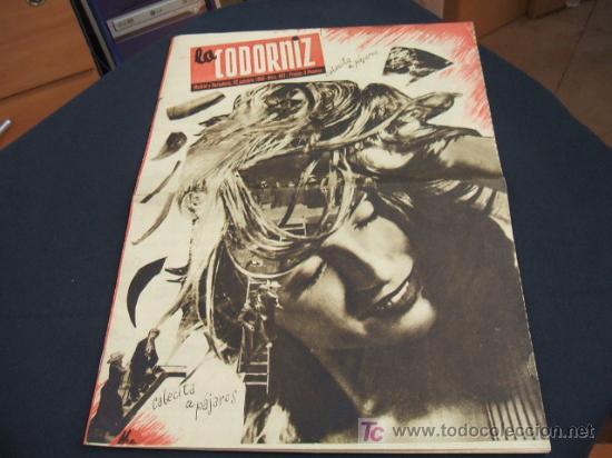 REVISTA LA CODORNIZ - Nº 467 - 22 OCTUBRE 1.950 - (Coleccionismo - Revistas y Periódicos Modernos (a partir de 1.940) - Revista Cambio 16)