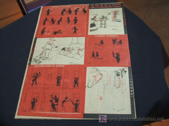 Coleccionismo de Revista Cambio 16: REVISTA LA CODORNIZ - Nº 468 - 29 OCTUBRE 1.950 - - Foto 2 - 16901575