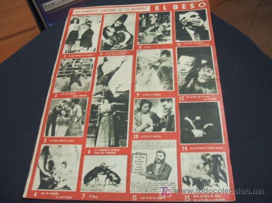 Coleccionismo de Revista Cambio 16: REVISTA LA CODORNIZ - Nº 466 - 15 OCTUBRE 1.950 - - Foto 2 - 16901822