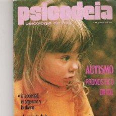 Coleccionismo de Revista Cambio 16: PSICODEIA - PSICOLOGIA DE HOY - Nº 59 -. Lote 16971259