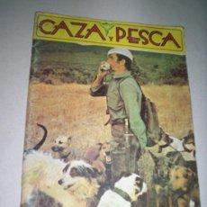 Coleccionismo de Revista Cambio 16: CAZA Y PESCA - ENERO 1980 Nº 445. Lote 16984593