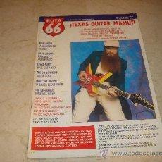 Coleccionismo de Revista Cambio 16: RUTA 66 Nº 19 - JUNIO 1987. Lote 16992076