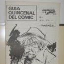 Coleccionismo de Revista Cambio 16: GUIA QUINCENAL DEL COMIC Nº 6 - FANZINE. Lote 17080440