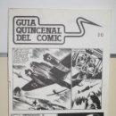 Coleccionismo de Revista Cambio 16: GUIA QUINCENAL DEL COMIC Nº 20 - FANZINE. Lote 17080456