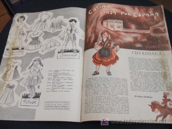 Coleccionismo de Revista Cambio 16: MUJER REVISTA MENSUAL- MAYO 1.955 - NUMERO 215 - Foto 2 - 17059597