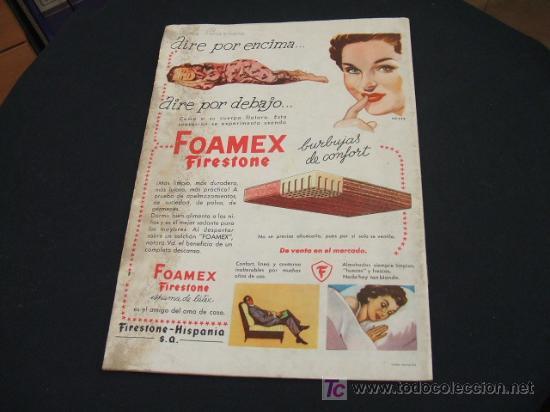 Coleccionismo de Revista Cambio 16: MUJER REVISTA MENSUAL- MAYO 1.955 - NUMERO 215 - Foto 3 - 17059597