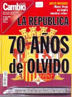 17-682. REVISTA CAMBIO 16, Nº 1532 (Coleccionismo - Revistas y Periódicos Modernos (a partir de 1.940) - Revista Cambio 16)