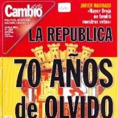 Coleccionismo de Revista Cambio 16: 17-682. REVISTA CAMBIO 16, Nº 1532. Lote 22815069