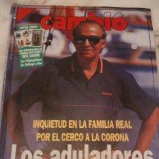 Coleccionismo de Revista Cambio 16: REVISTA CAMBIO16-20 AGOSTO 1990 Nº978-FAMILIA REAL-INES SASTRE-EMBAJADORES ESPAÑOLES EN PELIGRO. Lote 25319648